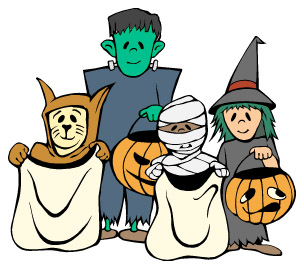 Halloween is a holiday celebrated on the night of October Traditional activities include trick-or-treating, bonfires, costume parties, visiting