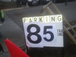 Seattle parking pic