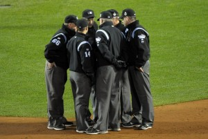 umps instant replay pic