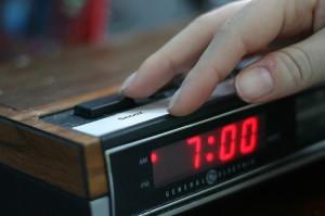 seven o'clock