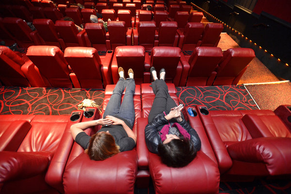 Long Island Movie Theatres With Recliners