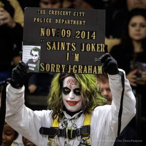 saints joker