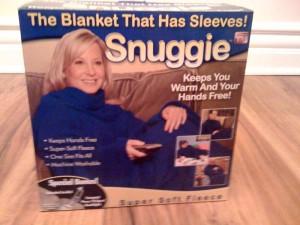 new snuggie