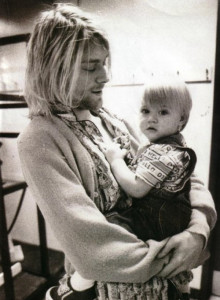 cobain and frances