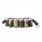 beer belt camouflage