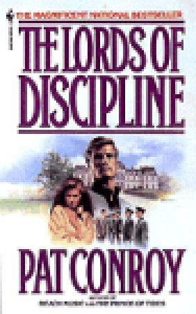 the lords of discipline Sue's review: the lords of discipline was, i assume, built on the foundation of  taps the only problem is that they made it out of really shoddy.