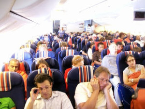 airline passengers pic