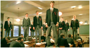 dead poets society--captain my captain