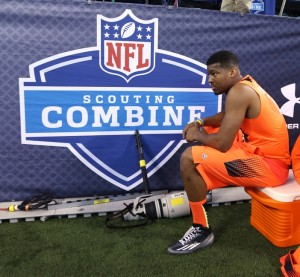 jameis at combine