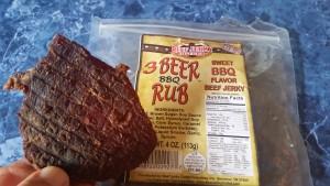 beef jerky beer bbq rub