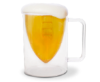bottoms up football mug