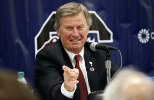 spurrier presser pic