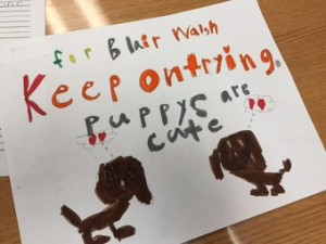 blair walsh kids picture