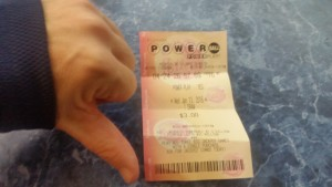 powerball thumbs down pic