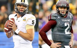 bortles and manziel