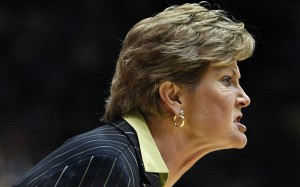 pat summitt 1 scowl