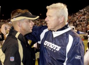 parcells and payton